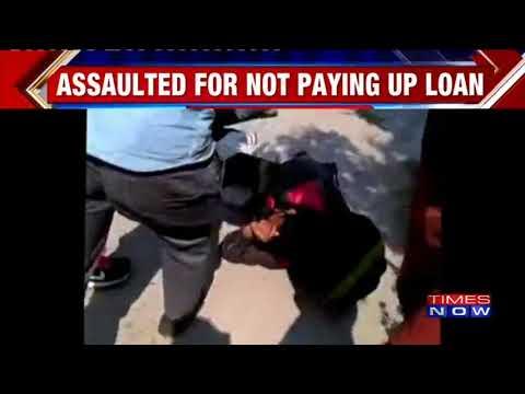 Xxx Mp4 Man Being Beaten Up By 4 Men For Not Returning The Money In Delhi 3gp Sex