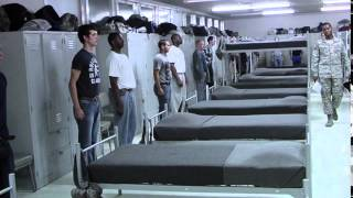 '14 May USAF Basic Military Training at Lackland AFB in San Antonio, TX