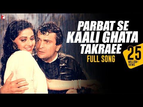 Xxx Mp4 Parbat Se Kaali Ghata Takraee Full Song Chandni Rishi Sridevi Asha Bhosle Vinod Rathod 3gp Sex