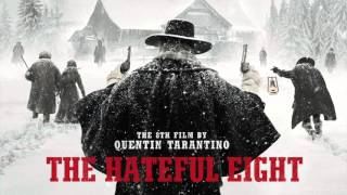 The Hateful Eight – L'Ultima Diligenza di Red Rock - Ennio Morricone - Intro version - Film start
