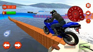 Extreme Bike Stunts Mania Android Gameplay #3