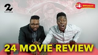 24 MOVIE REVIEW | Best Tamil Movie In Years! - Whistle Adi [HD]