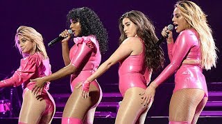 Fifth Harmony BREAKUP Rumors Get Serious...for a Minute