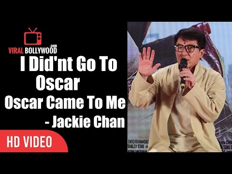 Xxx Mp4 Best Speech Of Jackie Chan On Oscar I Did39nt Go To Oscar Oscar Came To Me 3gp Sex