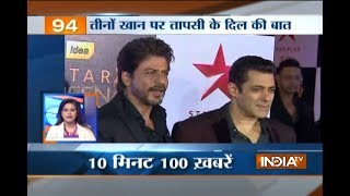 News 100 | 25th July, 2017 - India TV