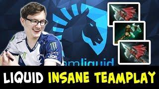 Liquid insane Force Staff plays — kiting like GODS