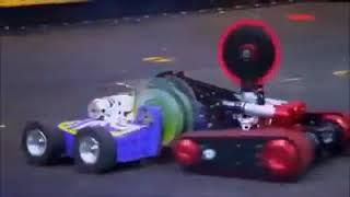 la mejor pelea de robots(warbots)