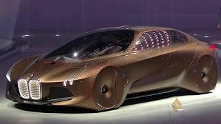 bmw  سيارة القرن المقبل   bmw  ضمن فقرة تكنولوجيا السيارات