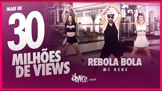 Rebola bola - Mc Rene - Coreografia | FitDance - 4k