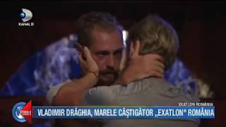 Stirile Kanal D (24.05.2018) - Vladimir Draghia, marele castigator