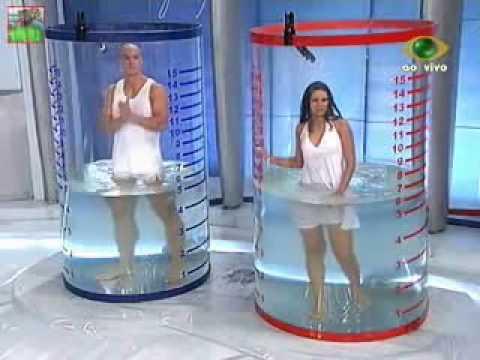 Xxx Mp4 Lea BBB Bikini Sex Prova Do Tubo TV Show Brazillian 3gp Sex