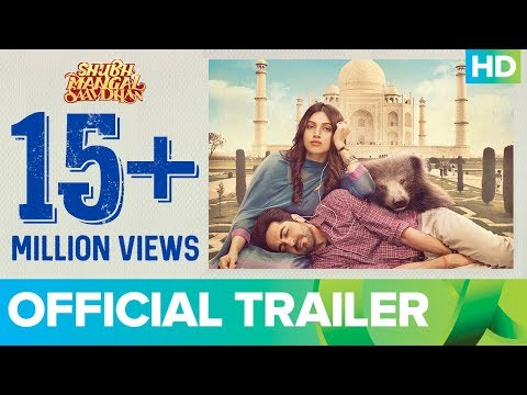 Xxx Mp4 Shubh Mangal Saavdhan Official Trailer Watch Full Movie On Eros Now 3gp Sex