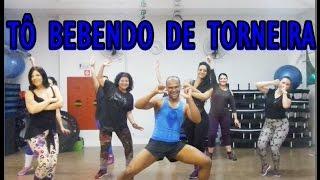 Tô Bebendo de Torneira - Conrado e Aleksandro & Bruno e Barreto - Prof. Brunno Pereira (Coreografia)