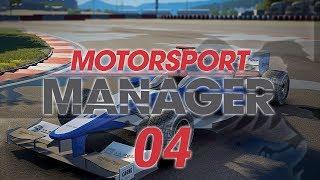 Motorsport Manager #04 MILAN Custom Team - MOTORSPORT MANAGER Let