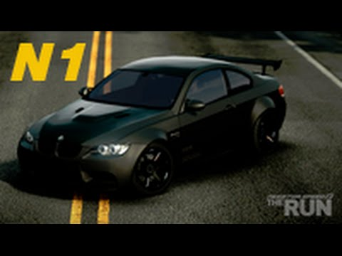 Need For Speed The Run Movie Normal 2014 HD CC 1080p