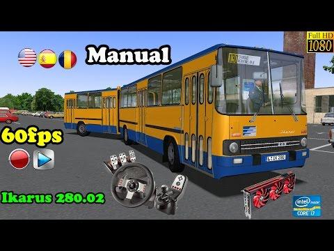 OMSI 2 Ikarus 280.02 Manual