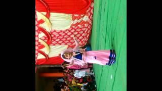 Dance  performance on likhne wale ne likh daale by sukhrashi Sambyal