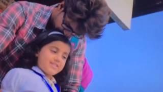 Nivi cute scene in Theri