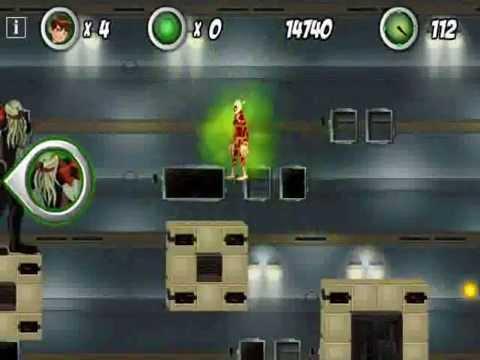 Ben10 Alien Strike Full Gameplay part 2 2