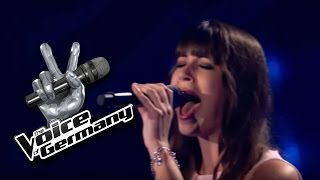 Nena - Liebe ist   Sarah Sacher Cover   The Voice of Germany 2016   Blind Audition