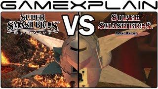 Super Smash Bros. Ultimate Graphics Comparison: Switch vs. GameCube