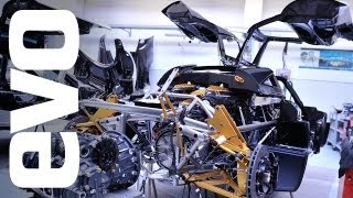 Pagani Factory: Inside the Huayra