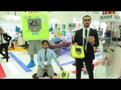 Arab Health TV 2017 - Leader Healthcare