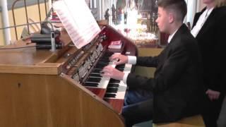 Sortie D-dur z L'Organiste - César Franck