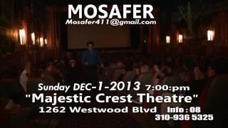 Mosafer-Hatef-marjan Vayghan-SeattlePromo2-Nov-2013