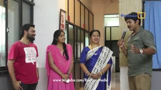 Saravanan - Pavithra - Rani - Gowtham wishing Happy Diwali