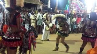 New karakattam 2016 part 4 in adirai (அசத்தல்  கரகாட்டம் 2016)