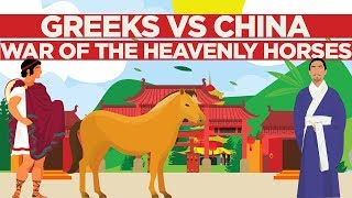 The Greco-Chinese War Over the Heavenly Horses