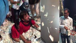 500-1000 ki Note Hui Note Ki Barish Viral Video
