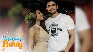 Magandang Buhay: Real score between MJ and Rayver