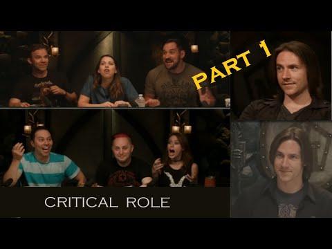 Six of Matthew Mercer s reveals plot twists that stunned the cast Critical Role Part 1