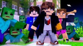 Minecraft: MUNDO L ZUMBI - APOCALIPSE ZUMBI - ‹ JUAUM › #34