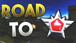 Tanki Online Road To Legend! #1 | Full M3 At WO5?!