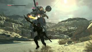 MGSV: TPP - Episode 31: ST-84 Sahelanthropus Boss Battle - S Rank