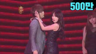 Hyun-a (현아), JS(현승) - Trouble maker [GDA/Golden Disk Awards]