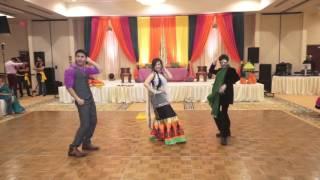 Shadi Dance 2017 Rubena Mehndi Best Dances By Friends - Shadi Studio