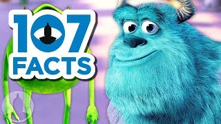 107 Monster Inc Facts You Should Know! | Channel Frederator