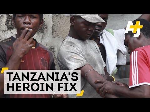 Xxx Mp4 Tanzania's Heroin Fix AJ Docs 3gp Sex