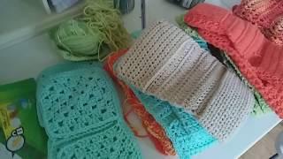 Volume 64 - Crochet cover for Swiffer sweeper reusable pad