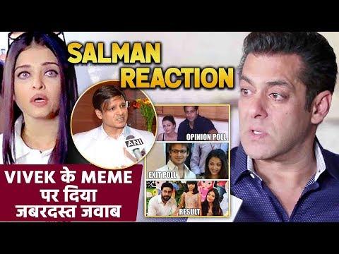 Xxx Mp4 Salman Khan Finally Speaks On Vivek Oberoi Insulting Meme On Aishwarya Rai And Salman 3gp Sex