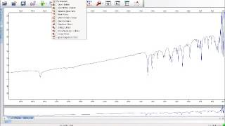 Bruker OPUS 7 0 FTIR (spectroscopy) software OFFICIAL