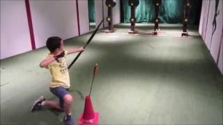 Archery in Valletta: Making a samurai
