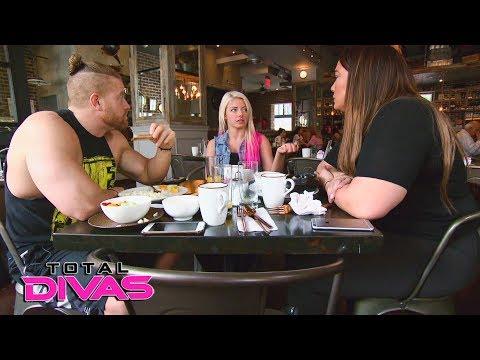 Xxx Mp4 Nia Jax Isn T Convinced Alexa Wants To Marry Buddy Murphy Total Divas Preview Clip Jan 3 2018 3gp Sex