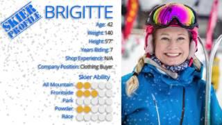 Brigitte's Review-Atomic Vantage X 80 CTI W Skis 2017-Skis.com