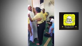 Very Emotional A Jew Converts To Islam-Leaves Imam Crying