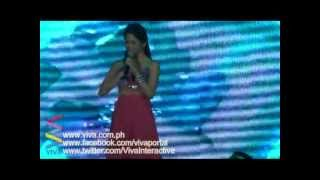 Whitney Houston Medley - Anja Aguilar